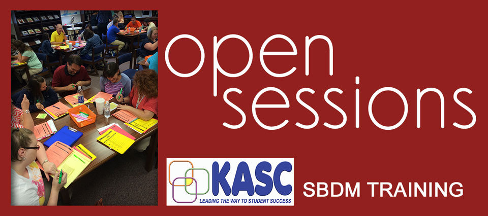 Open SBDM Sessions