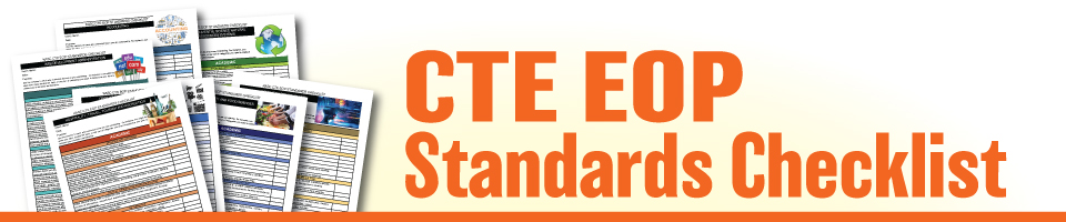 CTE EOP Standards Checklist