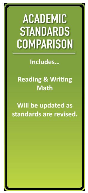 Academic Standards Comparison